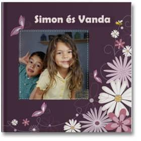 fotókönyv - gyerekek
