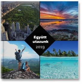 fotókönyv - utazás